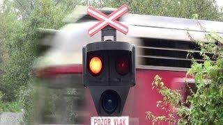 Vlaky a déšť / Train & Rain
