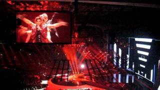 Eric Saade - Popular -SWEDEN- (live at Eurovision Song Contest Final 2011 in Düsseldorf, Germany)