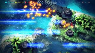 Sky Force Anniversary-Stage 5_Gameplay_1080p