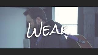 Weak - AJR | Chaz Mazzota (Loop Cover)