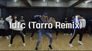 Idfc (Tarro Remix) - Blackbear | Ruby Choreography