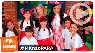 Vaneyse - Bastidores da Gravação do Music Session (#MKnãoPARA)
