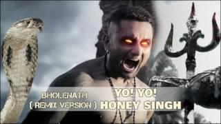 OM NAMAH SHIVAYA   YO YO HONEY SINGH   BHOLENATH NEW HINDI RAP SONG 2016 [REMIX VERSION]
