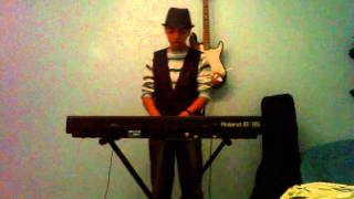 Please don't stop the music ( Jamie Cullum cover) by Rhys Pegram