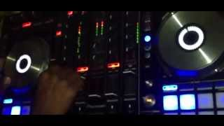 DJ'ADIL HardBeat Afro-House Live Performance on 4 DECKS @ home...