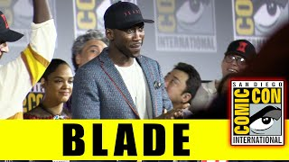 BLADE | 2019 Marvel Comic Con Panel (Mahershala Ali)
