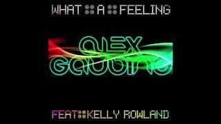 Alex Gaudino Feat. Kelly Rowland - What A Feeling (Radio Edit) COVERART