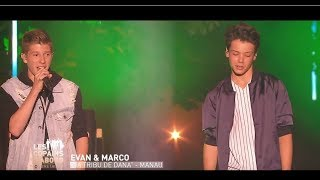 "Evan et Marco - ""La tribu de Dana""  (Live @ ""Les copains d'abord en Bretagne"")"