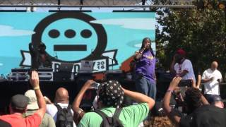 X-Clan - Grand Verbalizer, What Time Is It? (Live at Hiero Day 2016)