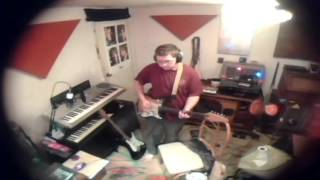 Sneak Peek Making 60s Muscle Shouls Soul Song: First 2 Guitar Parts