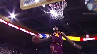 NCAA Top 10 In-Game Dunk Contest of 2016-2017