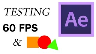60 FPS & Motion Graphics Test