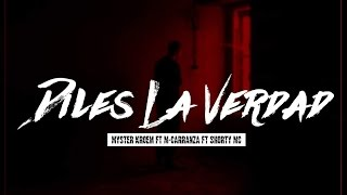 Mysterkroem - Diles la verdad (FT. K-Ranza & Shorty) [ AUDIO OFICIAL ]