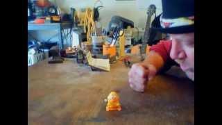 Flipping Duck