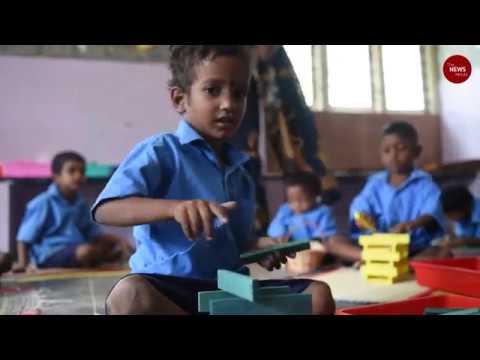Educate Children from Nomadic Tribal Communities (Vanavil Nursery & Primary School)