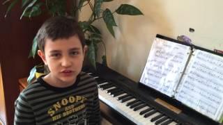 Bei Mir Bist Du Schon Piano