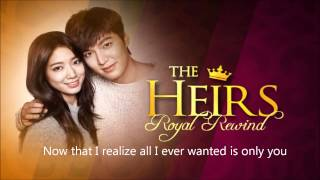 (The Heirs) ♥ - Big Baby Driver - Here for you [Lyric Video]