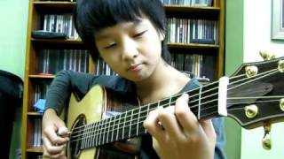 (Pink Floyd) Good Bye Blue Sky - Sungha Jung
