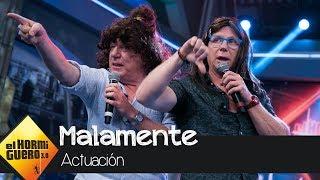 Los Morancos versionan 'Malamente' de Rosalía en El Hormiguero - El Hormiguero 3.0