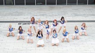 170716 우주소녀 (WJSN) 'HAPPY' 4K 직캠 @수서역 SRT 게릴라 공연 4K Fancam by -wA-