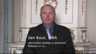 Náhled - Jan Kout, MBA