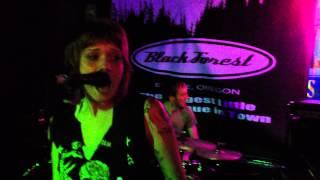 "Bad Luck Blackouts ""Johnny K"" LIVE at Black Forest"