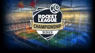 Rocket League RLCS theme