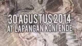 ENDE EXTREMEFEST #3 Live at Lapangan Koni Ende 30 Agustus 2014