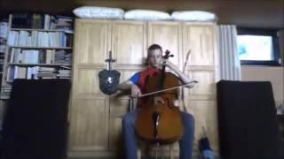 Game of Thrones Main Theme (Cello Cover)