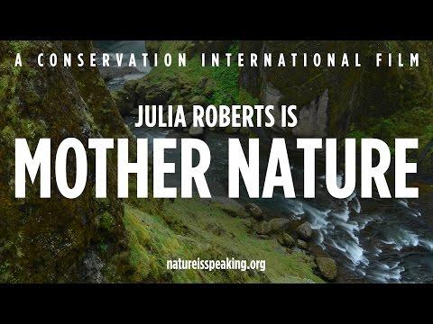 大自然不需要人類,人類需要大自然!