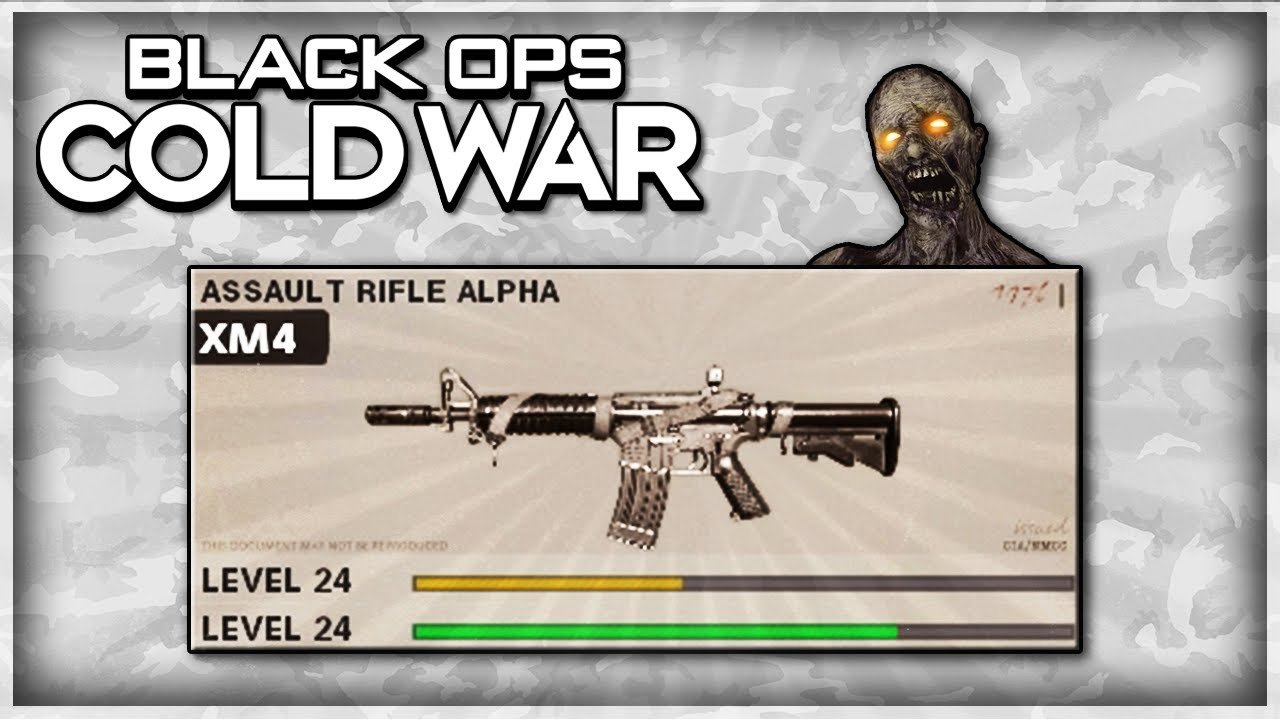 S0ur - Black Ops Cold War: Quick Look At Weapon XP Buff Update