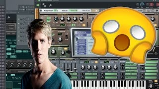 Sam Feldt & Deepend ft. Teemu - Runaways (Jay Hardway Remix)FL STUDIO |IN PROGRESS