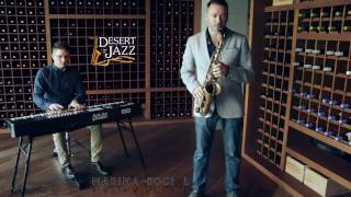Desert Jazz - Piano and Sax Promo Video