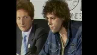 Bob Geldof - Live Aid Press Conference (June 1985)