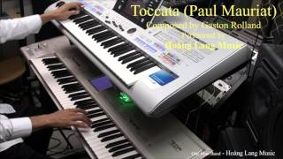 Toccata (Paul Mauriat) - Yamaha Tyros 4 and Korg Triton Studio
