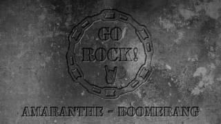 Amaranthe - Boomerang