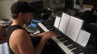 Isaiah Rashad Tranquility Piano Cover