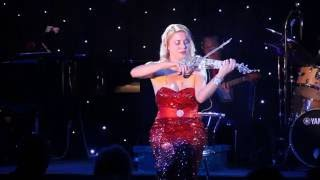 Kate Chruscicka - MOON RIVER - Henry Mancini Breakfast at Tiffany's Classical & Electric Violinist