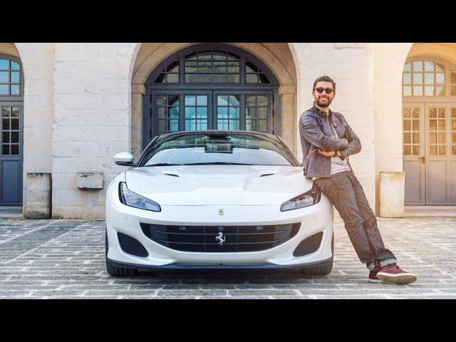NEW Ferrari Portofino First Drive & Exhaust Sound - Does It Deserve The Badge?