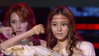 【TVPP】After School RED - In the Night Sky, 애프터스쿨 레드 - 밤하늘에 @ Show Music Core Live