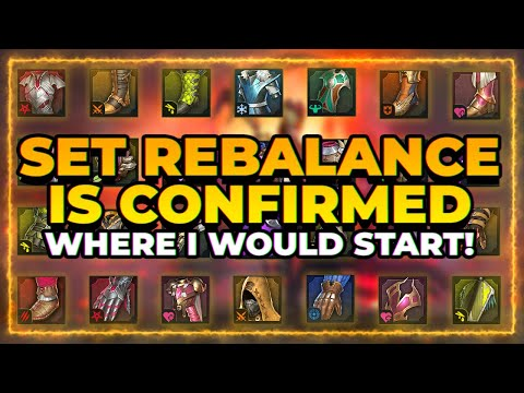 Set Rebalancing CONFIRMED! | Where I would start! | RAID Shadow Legends