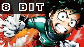 Boku No Hero Academia OP 2 - Peace Sign | 8-bit