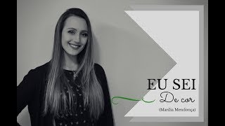 Eu sei de cor (Marília Mendonça) - Cover Monique Benoski feat. Mari Dec