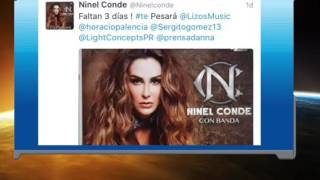 Ninel Conde disco en banda #ramsesvidente🔮® #visioncumplida✅