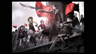 Attack on Titan/Shingeki no Kyojin - Vogel im Käfig(hip hop remix) Part one