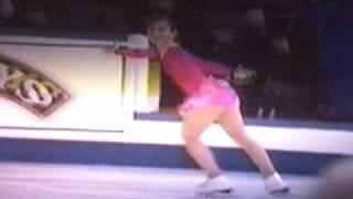 1996 Tara Lipinski - Worlds SP