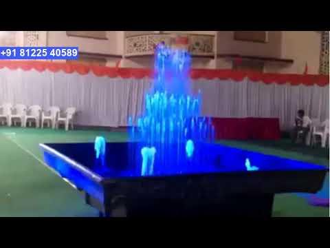 Water Fountain Design Decoration +91 81225 40589