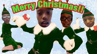 HILARIOUS CHRISTMAS VIDEO!! (Feat. Timoseptic Plays, Poop Kingdom, The RockstarGirl, And ME!!)
