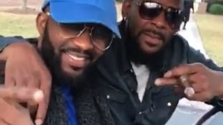 FALLY IPUPA ET R KELLY AMOUR FOU !!!! fally ipupa BABY Comme le dit R KELLY