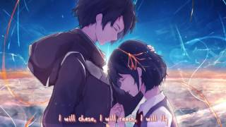 【Nightcore】→ Dream It Possible || Lyrics